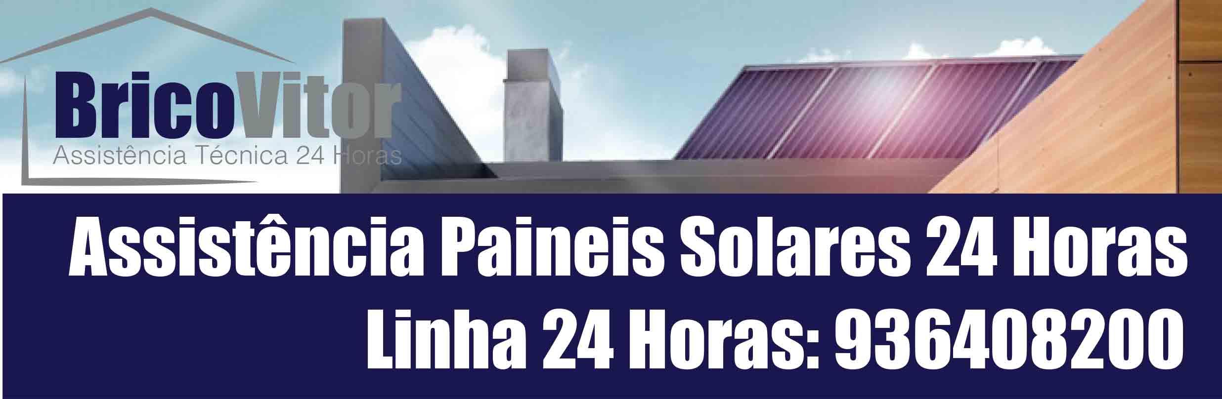 Assistência Painéis Solares Albergaria-a-Velha - Manutenção - Reparação