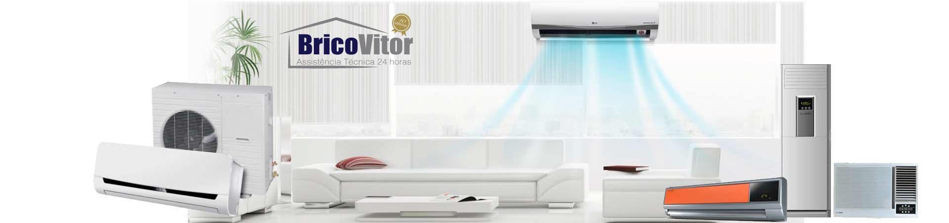 Assistência Reparação e manutenção de sistemas de ar condicionado