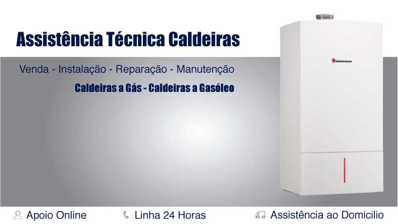 Assistência Técnica Caldeiras Leiria Reparação - Manutenção